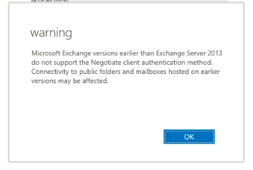 Configure Exchange 2016 with exchange 2010 coexistence