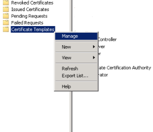 Configure scom to monitor servers in the dmz msexchangequery right click the computer certificate and click duplicate yadclub