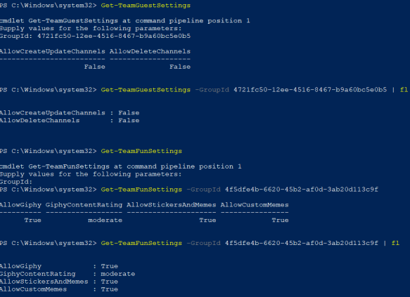 Manage Microsoft Teams from Powershell and admin center   EzCloudInfo